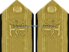 USPHS COMMISSIONED CORPS FLAG OFFICER HARD SHOULDER BOARDS