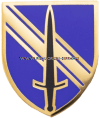 U.S. ARMY 1ST SECURITY FORCE ASSISTANCE BRIGADE UNIT CREST