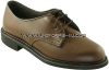 U.S. ARMY WOMEN'S AGSU BROWN LEATHER OXFORD DRESS SHOES