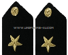us navy hard shoulder board line