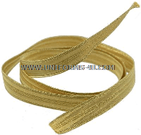 U.S. NAVY SYNTHETIC GOLD LACING 1/2 INCH