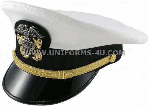 U.S. NAVY OFFICER COMBINATION CAP 26deee46edc