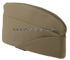 U.S. Navy Officer / Chief Petty Officer Khaki Garrison Cap