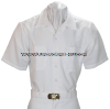US Navy Officer White CNT Shirt
