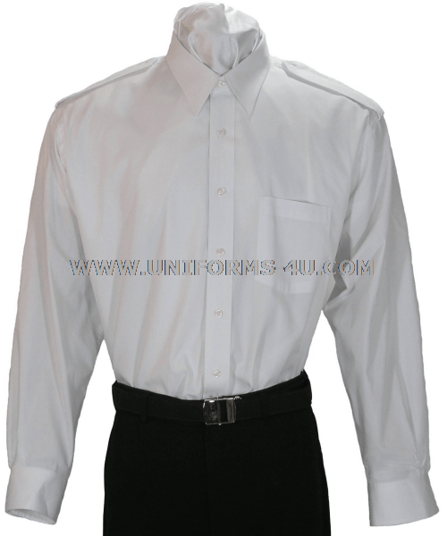 White Shirt Uniform 38