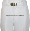 U.S. NAVY WHITE CNT TROUSERS