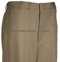 US NAVY KHAKI TROUSERS - PANTS