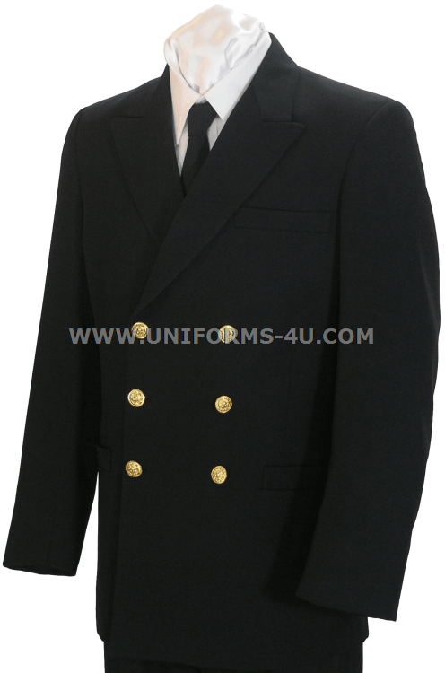 us navy service dress blue jacket
