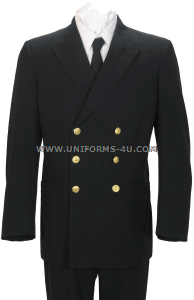 US Navy Service Dress Blue Jacket