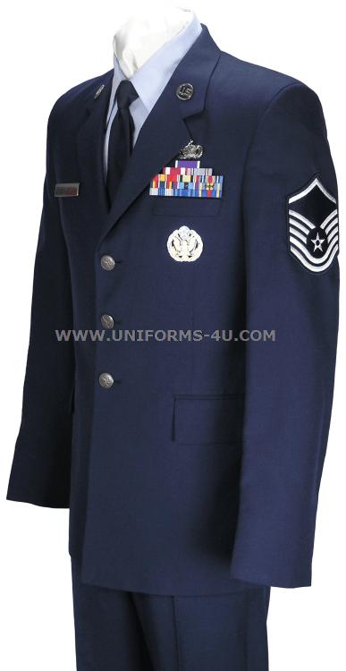 5adfc11ff0214 USAF ENLISTED SERVICE DRESS UNIFORM