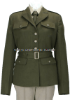 U.S. ARMY FEMALE ARMY GREEN SERVICE UNIFORM (AGSU) COAT