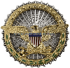 secretary of defense breast badge