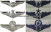 USAF OFFICER AIRCREW BADGE