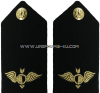 U.S. NAVY CWO AEROGRAPHER (AG) HARD SHOULDER BOARDS