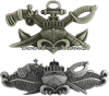 U.S. NAVY ENLISTED SPECIAL WARFARE COMBATANT-CRAFT CREWMAN (SWCC) SPECIALIST BADGE