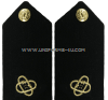 U.S. NAVY CWO ELECTRONICS TECHNICIAN (ET) HARD SHOULDER BOARDS