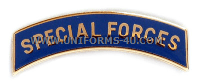 U.S. ARMY SPECIAL FORCES TAB