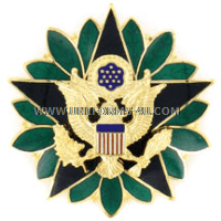 U.S. ARMY STAFF IDENTIFICATION BADGE