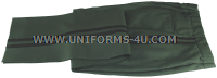 army general class a trousers