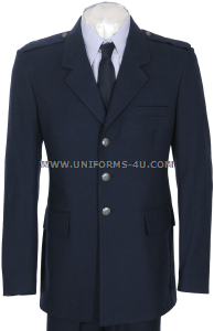 usaf officer Service Dress Blue coat