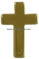U.S. NAVY CHRISTIAN CHAPLAIN CORPS COLLAR DEVICE