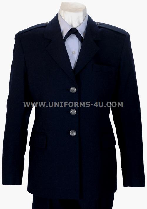 Usaf Women Service Dress Officer Coat
