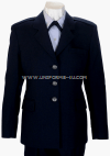 USAF WOMEN'S OFFICER SERVICE DRESS COAT