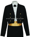 U.S. NAVY FEMALE OFFICER/ENLISTED DINNER DRESS BLUE JACKET
