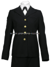 U.S. NAVY FEMALE OFFICER/CPO SERVICE DRESS BLUE COAT
