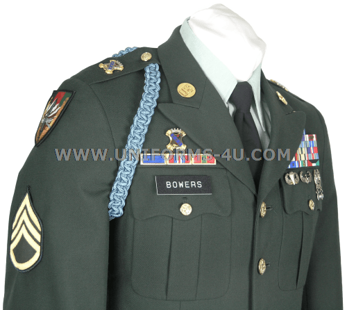 Green Class A Uniform