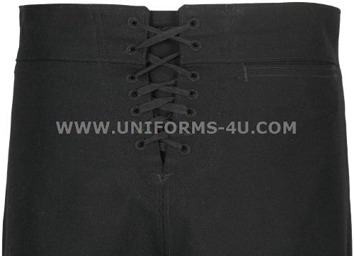 Blue dress navy uniform for enlisted