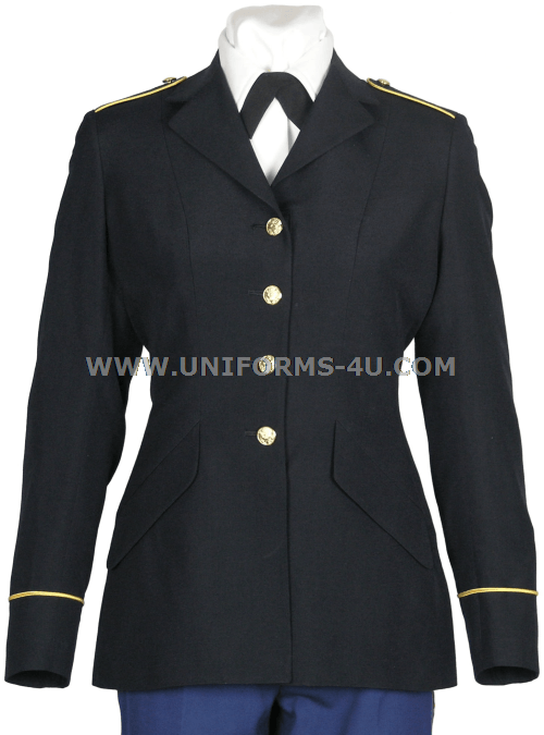 Army Dress Blue Uniform Enlisted - Black Lesbiens Fucking