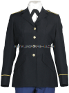 US ARMY FEMALE ENLISTED DRESS BLUE COAT