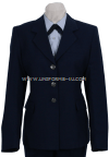 USAF WOMEN'S ENLISTED SERVICE DRESS COAT