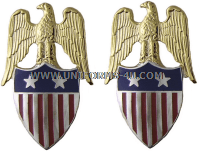 US army aide to major general insignia