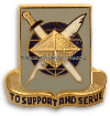 U.S. ARMY FINANCE CORPS UNIT CREST