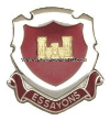 army engineer corps regimental uniform crest