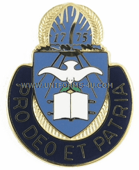 army chaplain corps regimental uniform crest