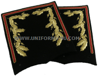 USMC Field Grade Sleeve Ornamentation