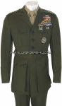USMC Officer Service Dress Uniform
