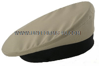 U.S. NAVY KHAKI COMBINATION CAP REPLACEMENT COVER