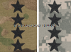 army combat uniform acu general rank insignia
