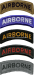 us airborne tab patch