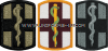U.S. ARMY 1ST MEDICAL BRIGADE PATCH