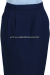 U.S. COAST GUARD / USCG AUXILIARY SERVICE DRESS BLUE SKIRT
