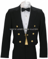 U.S. NAVY MALE OFFICER/ENLISTED DINNER DRESS BLUE JACKET