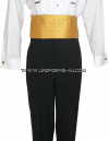 U.S. NAVY MALE OFFICER/ENLISTED BLUE EVENING TROUSERS