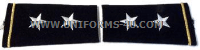 U.S. ARMY MAJOR GENERAL SHOULDER MARKS