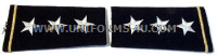 U.S. Army Lieutenant General Shoulder Marks