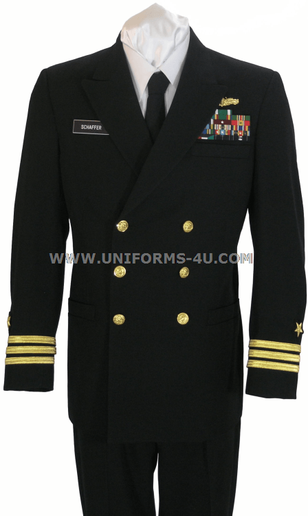 New Us Navy Female Officer Dinner Dress Blue Uniform